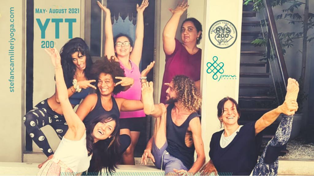 BecOMe a Yoga Teacher or just dive deeper into the science of Yoga